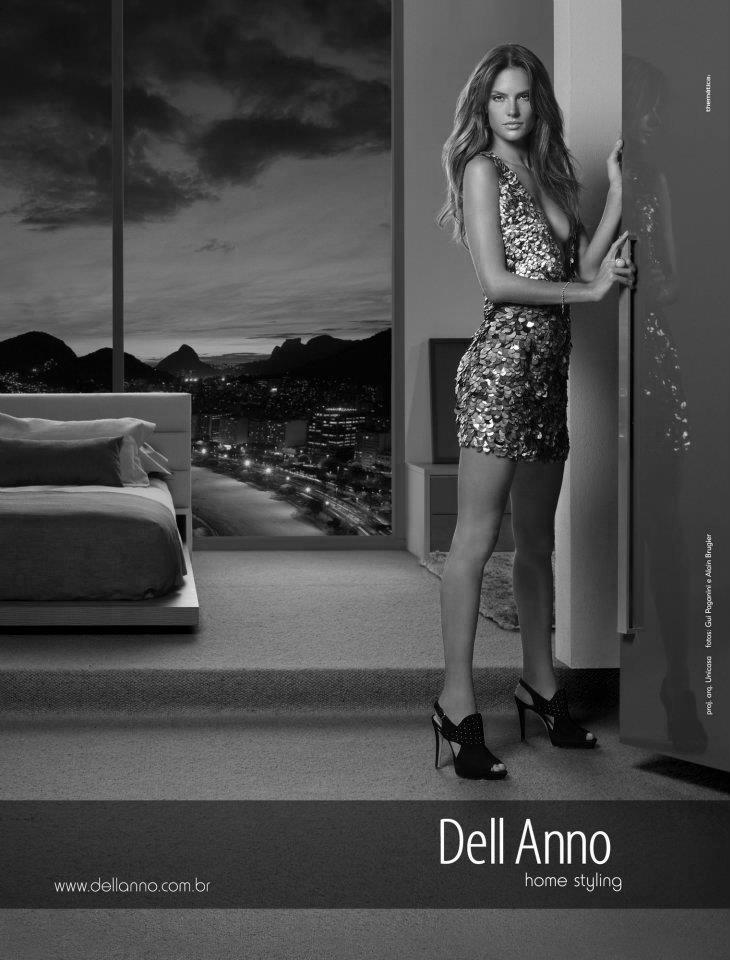 2010 DELL ANNO PARA ALESSANDRA AMBROSIO B